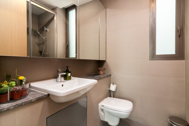 Interior Bathroom Photo