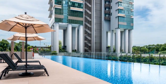 Skyline Residences Swimming Pool