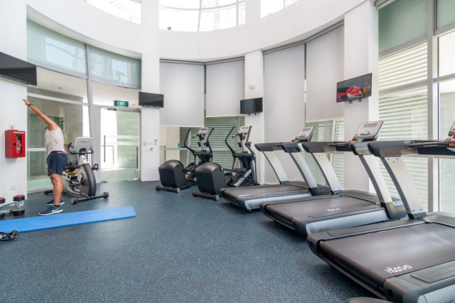 Singapore Condominium Gym